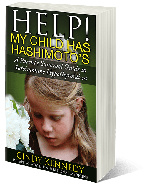 Help! My Child Has Hashimoto's book